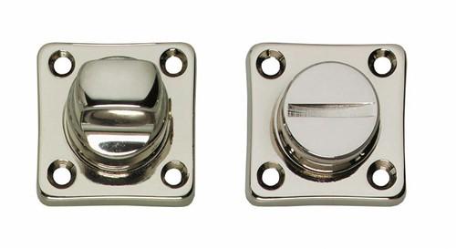 wc sluiting 8 mm vierkant nikkel