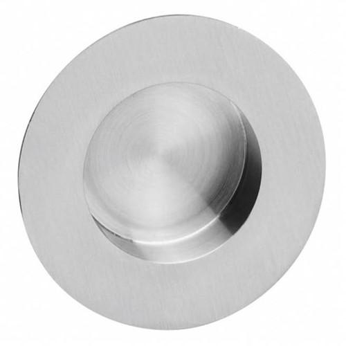 Schuifdeurkom 52/85 diameter RVS
