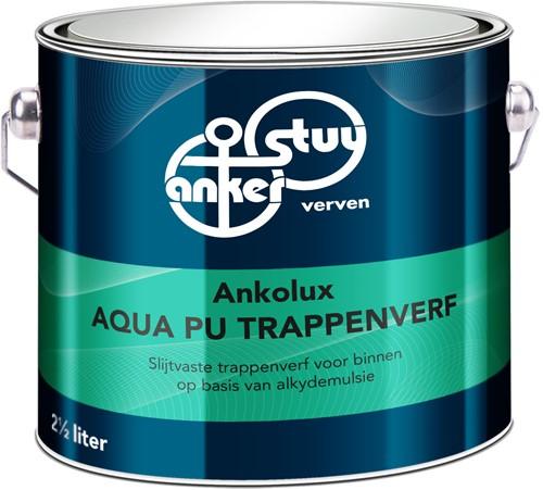 Ankolux Aqua PU Trappenverf 2.5 liter blik