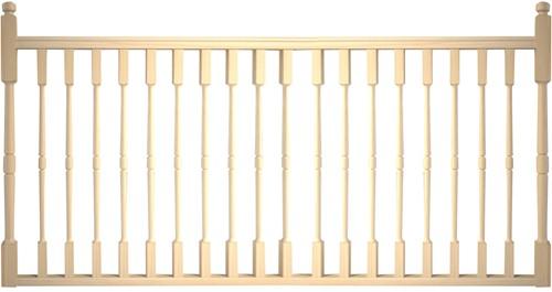 Balustrade JURA T 320 cm