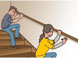 Hoe monteer je een trapleuning?