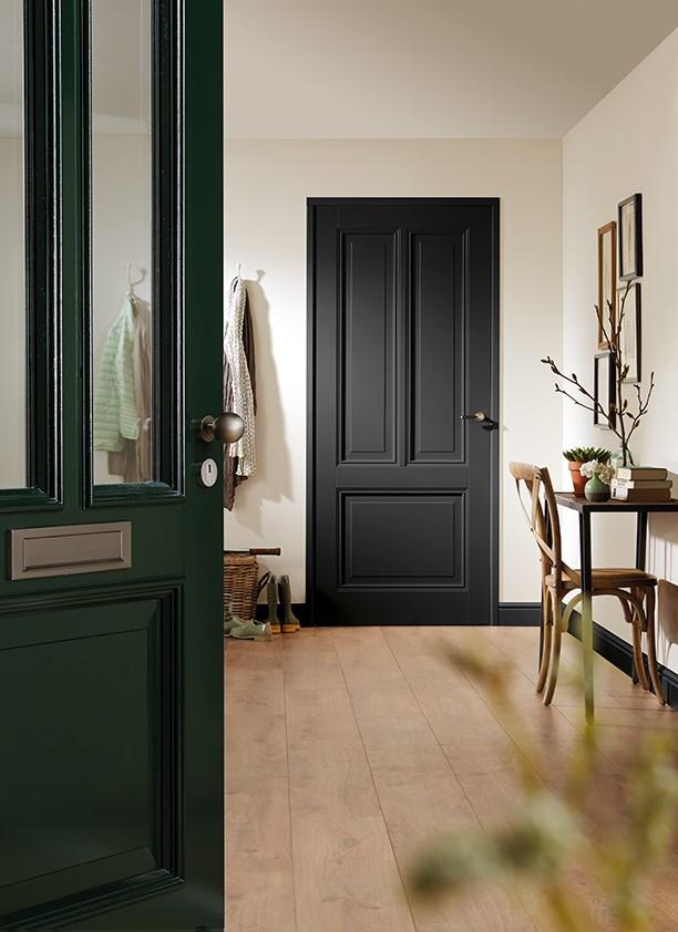 Klassieke binnendeuren kunnen ook trendy zijn!