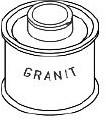 Granietmortel