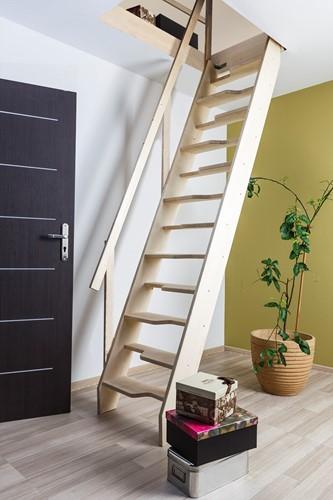 Molenaarstrap voor trapgat 64 x 113 cm