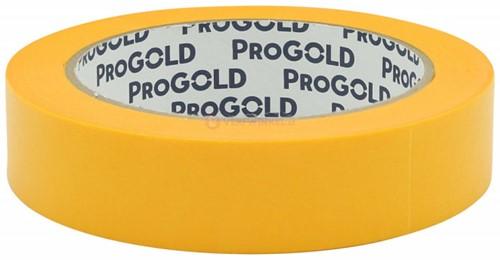 Maskingtape Geel 25mm.